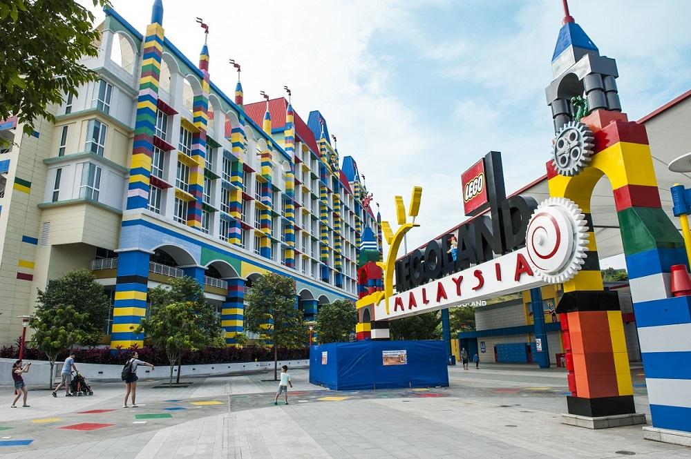 馬來西亞樂高樂園LEGOLAND Malaysia Resort/馬來西亞/主題樂園
