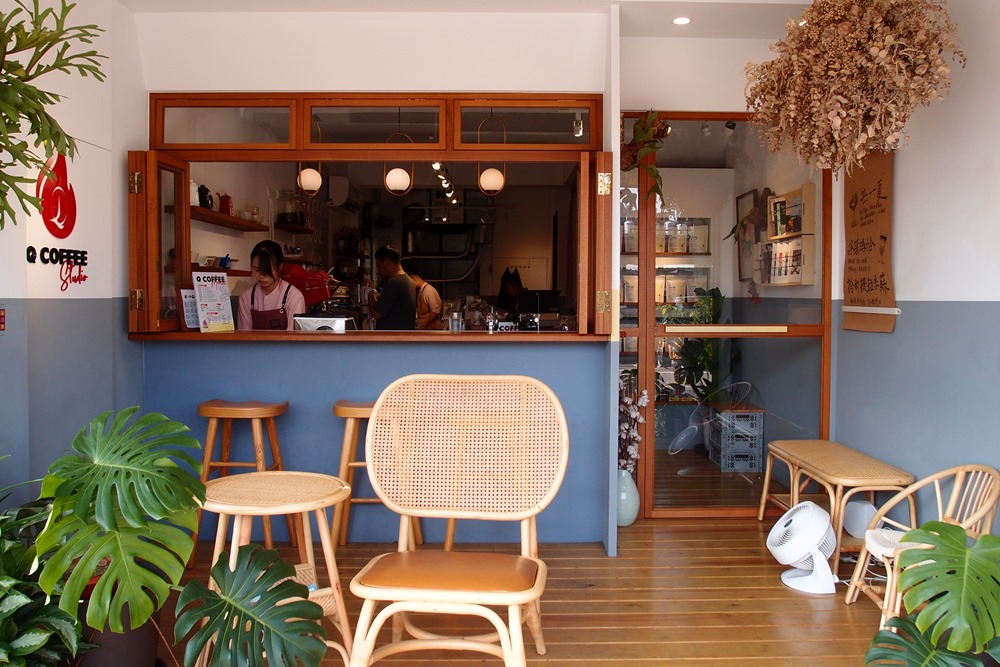 Q咖啡工作室/三峽鶯歌/三峽老街/單車一日遊/YouBike