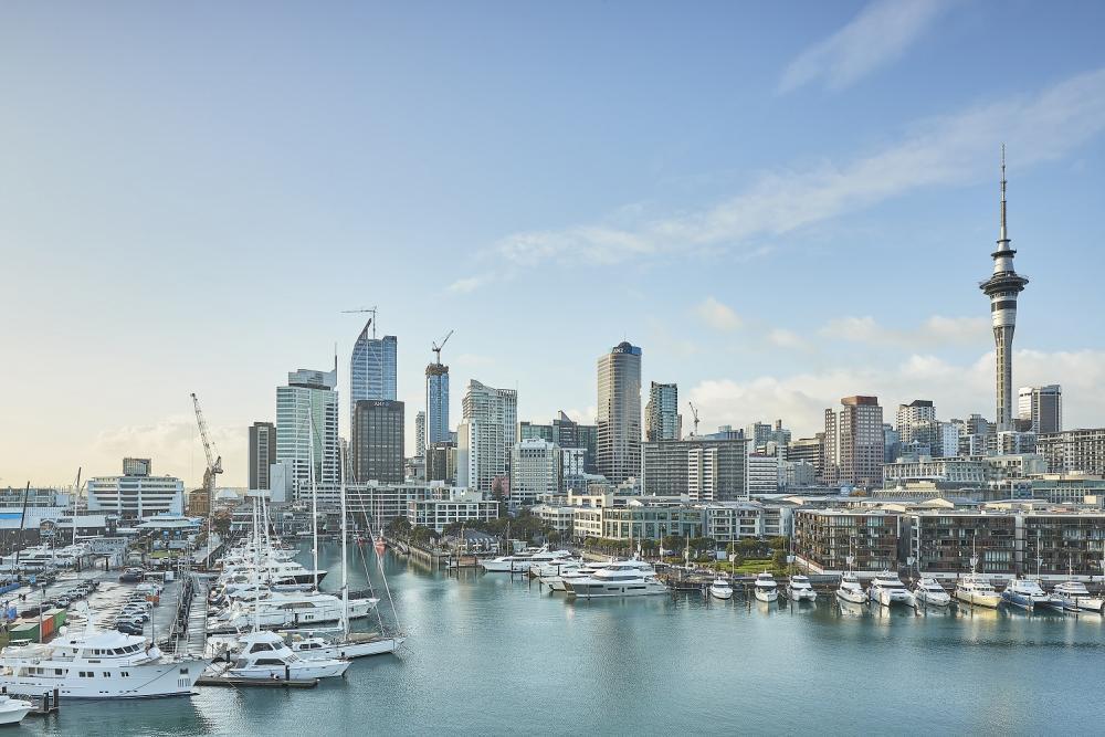 紐西蘭/奧克蘭/Park Hyatt Auckland