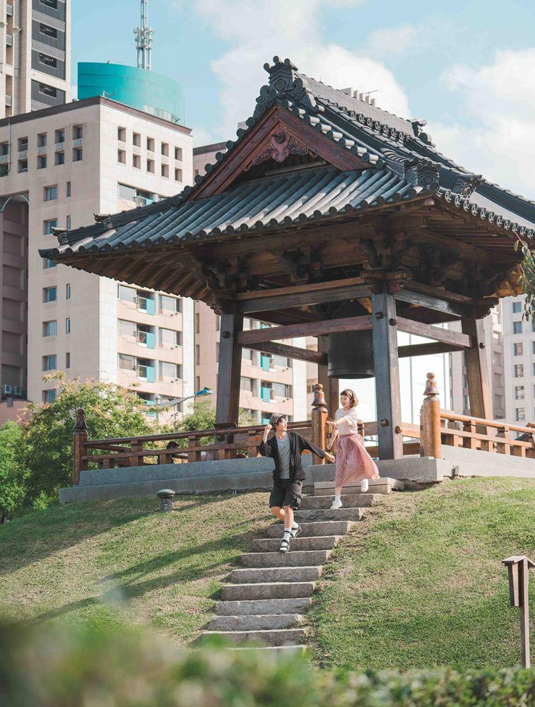 西本願/西門/日系街景/日本文化/台北/台灣