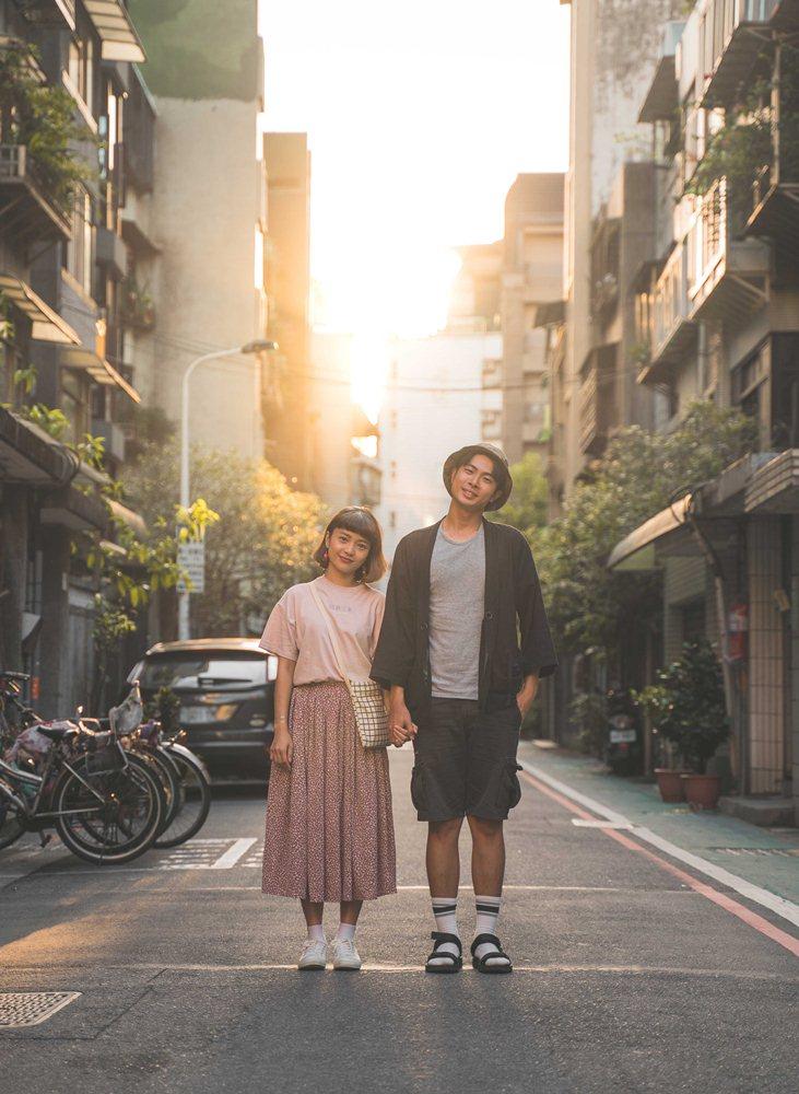東門街/日系街景/日本文化/台北/台灣