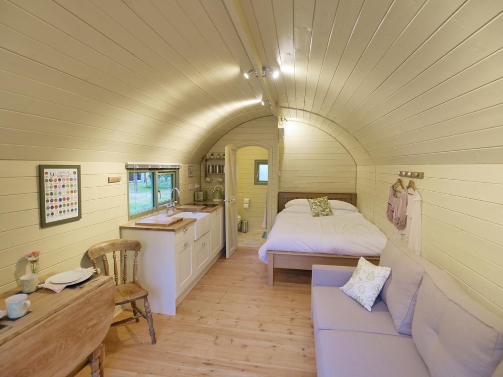 Orchard Farm Luxury Glamping/觀星勝地/格拉斯頓伯里/英國/Bookin