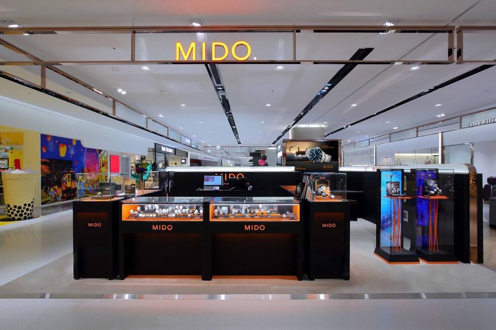 Multifort先鋒系列/MIDO美度表/台北/台灣