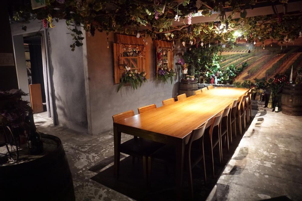 內部/WINE-derful/葡萄酒主題餐廳/台北/台灣
