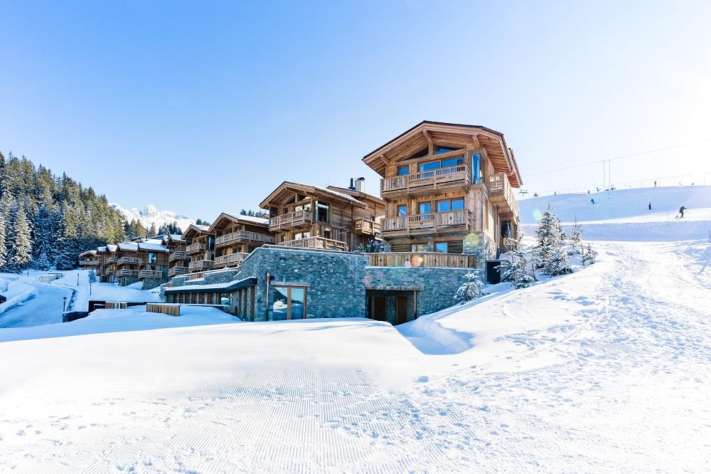 Ultima Courchevel/法國/絕景飯店/小木屋渡假村/滑雪勝地