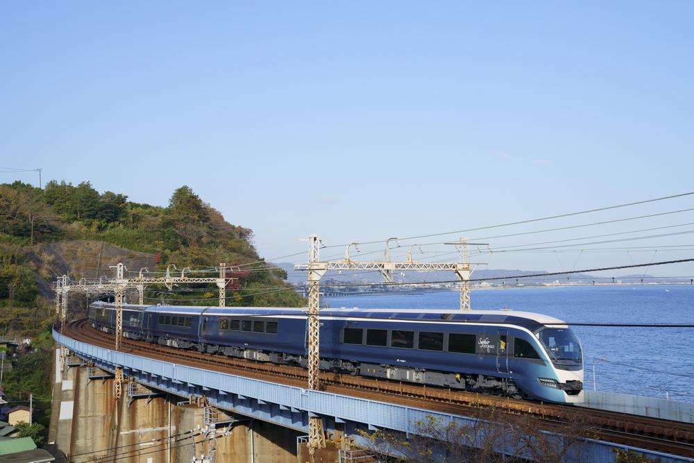 列車/SAPHIR踴子/伊豆特級觀光列車/JR東日本