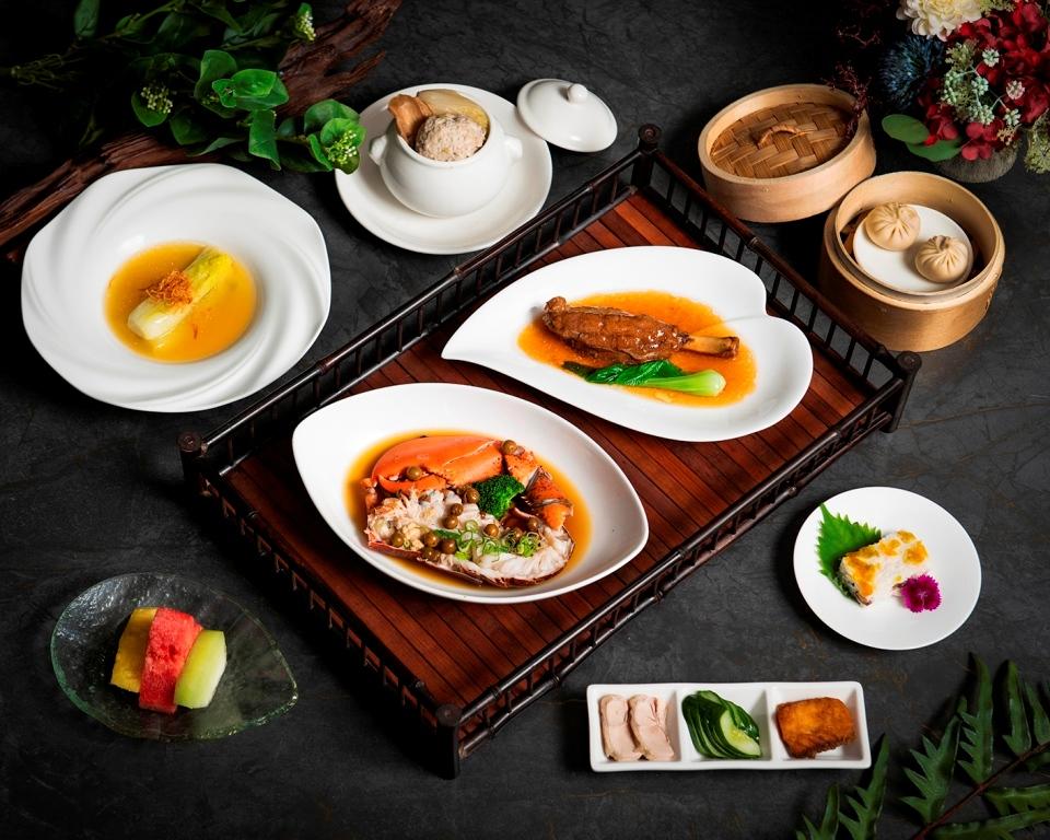 料理/上海醉月樓/香格里拉台北遠東國際大飯店/ITF台北國際旅展/台北/台灣