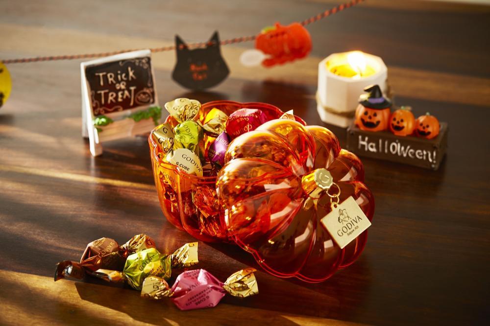 GODIVA/巧克力禮盒/萬聖節/台灣