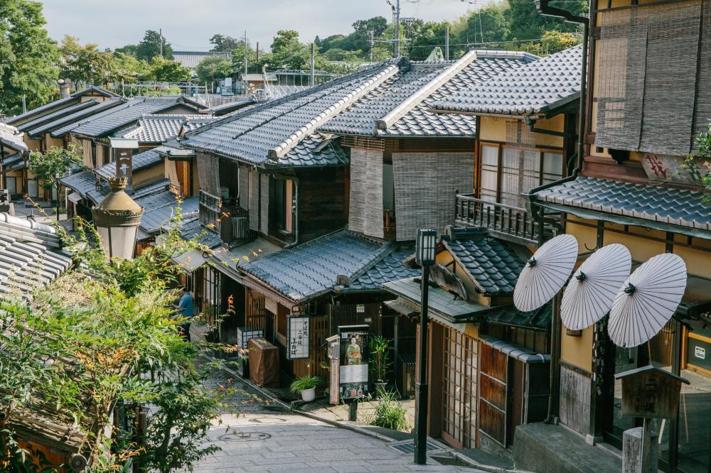 小鎮/2021米其林/2020最佳十大城市/Condé Nast Traveler/京都/日本