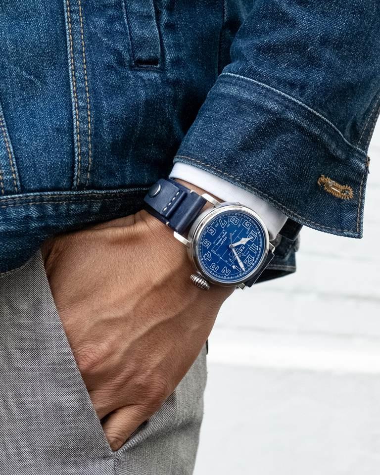 PILOT 飛行員系列 TYPE 20 限量版腕錶/ZENITH真力時/手錶