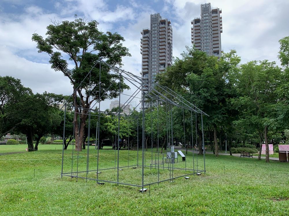 大安森林公園/朝霧記/2020台北地景藝術/台灣