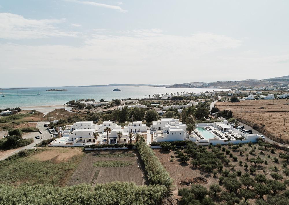 外觀/Parīlio/絕景飯店/方塊造型/愛琴海/希臘