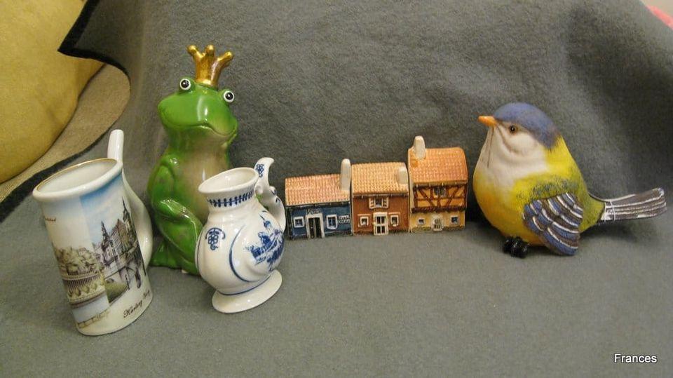 青蛙王子/紀念品/那些年我們瞎拚的旅行買物