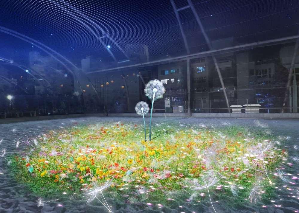 Breath / Bless Project/宮下公園/2020東京澀谷藝術祭/日本