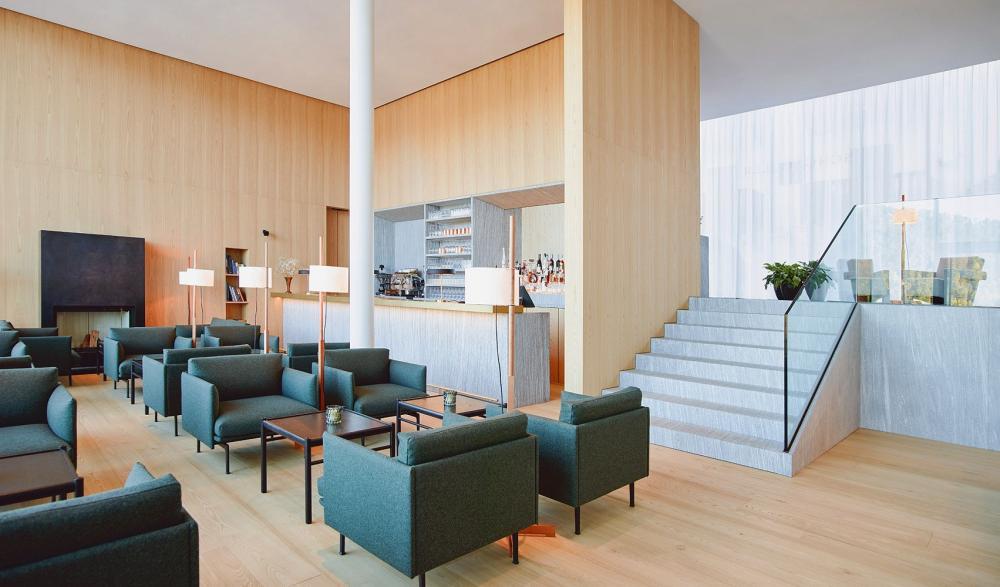 大廳/內部空間/Schgaguler Hotel/旅館/義大利/阿爾卑斯山/歐洲