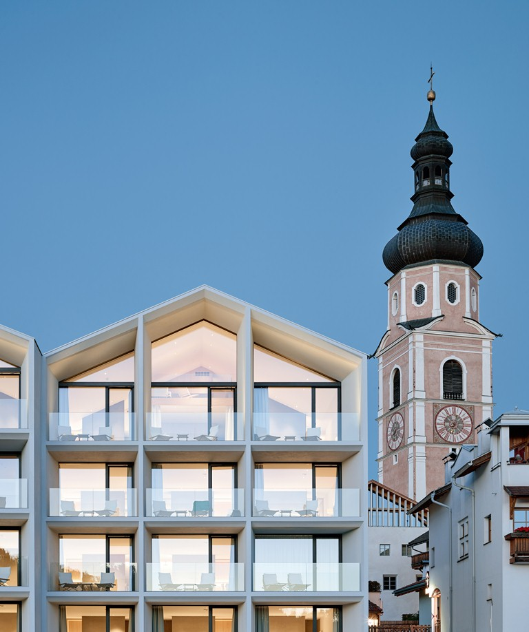 外觀/Schgaguler Hotel/旅館/義大利/阿爾卑斯山/歐洲