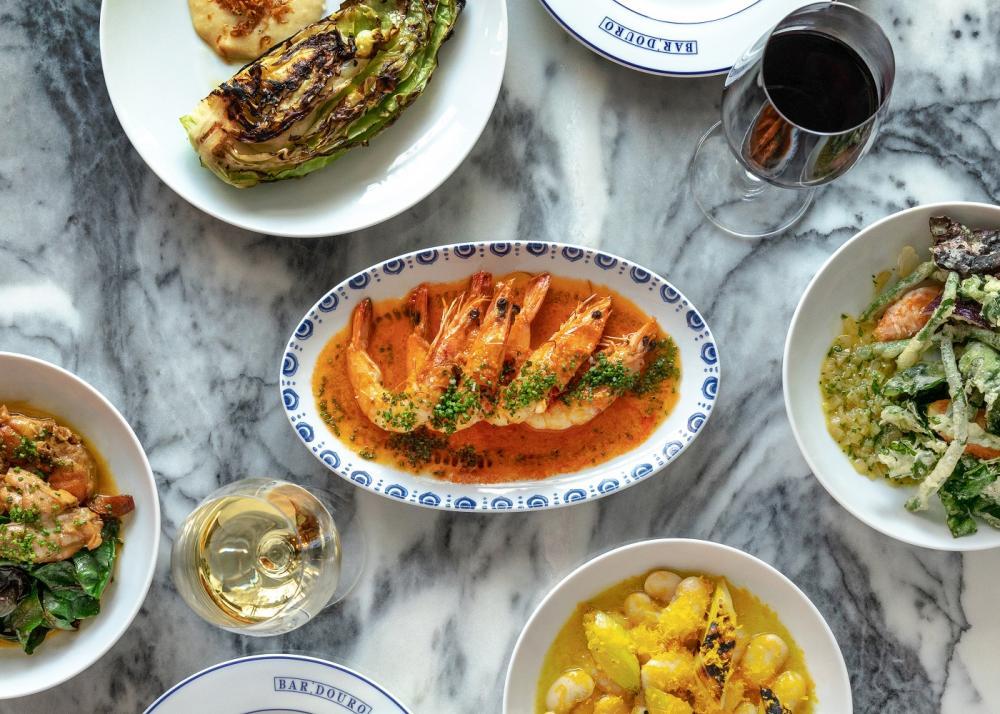 Bar Duoro/大紅蝦/葡萄牙小酒館/倫敦/英國