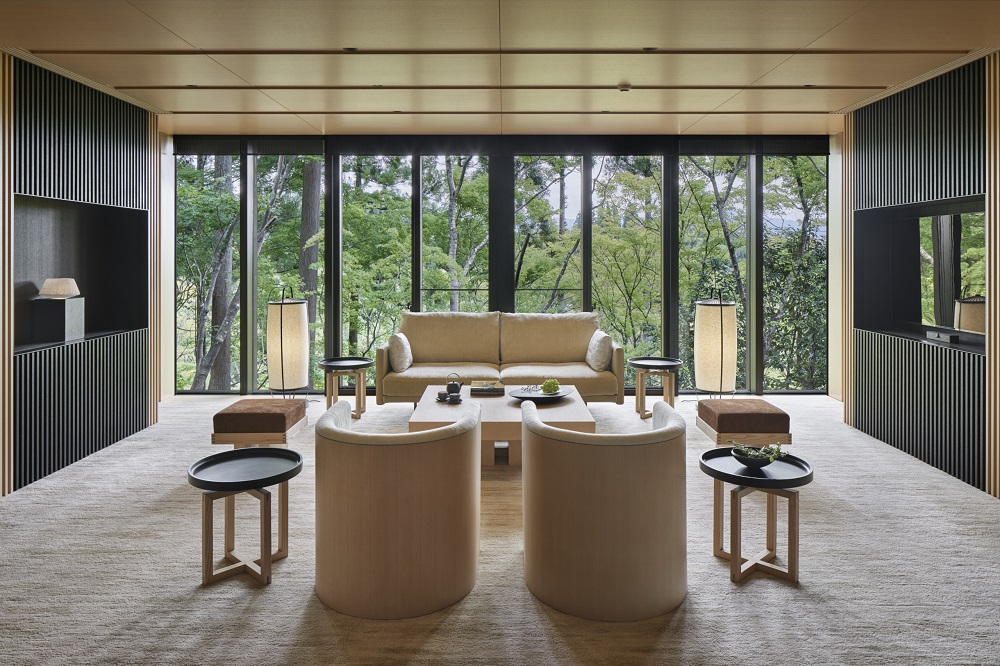 Aman Kyoto/京都/靜修體驗課程/按摩水療/私房旅宿