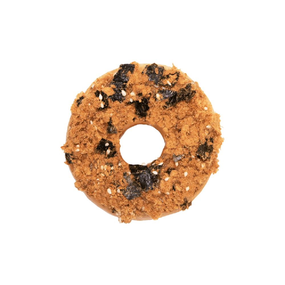 Krispy Kreme/甜甜圈/海苔肉鬆/台北/台灣