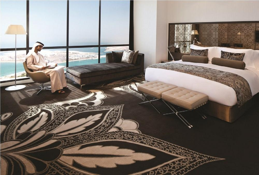 Jumeirah at Etihad Towers/阿布達比/阿拉伯聯合大公國/飯店