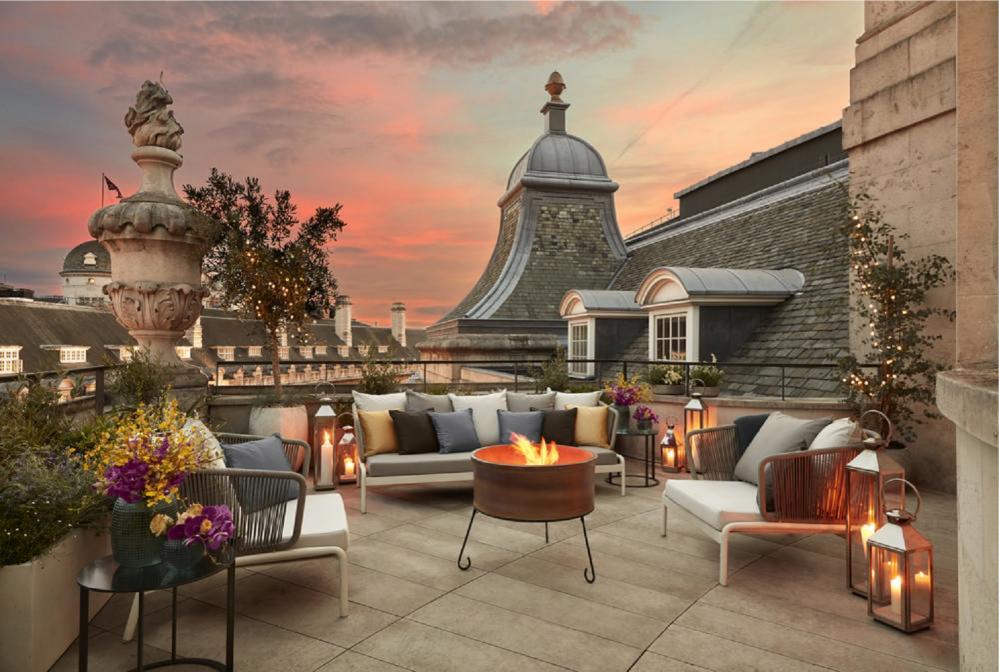 Hotel Café Royal - Dome Penthouse/倫敦/英國