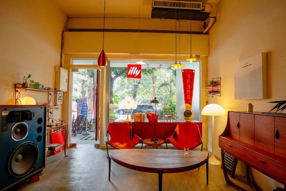 老樣子咖啡雜貨/咖啡廳/家居風/美學品味/台中/台灣