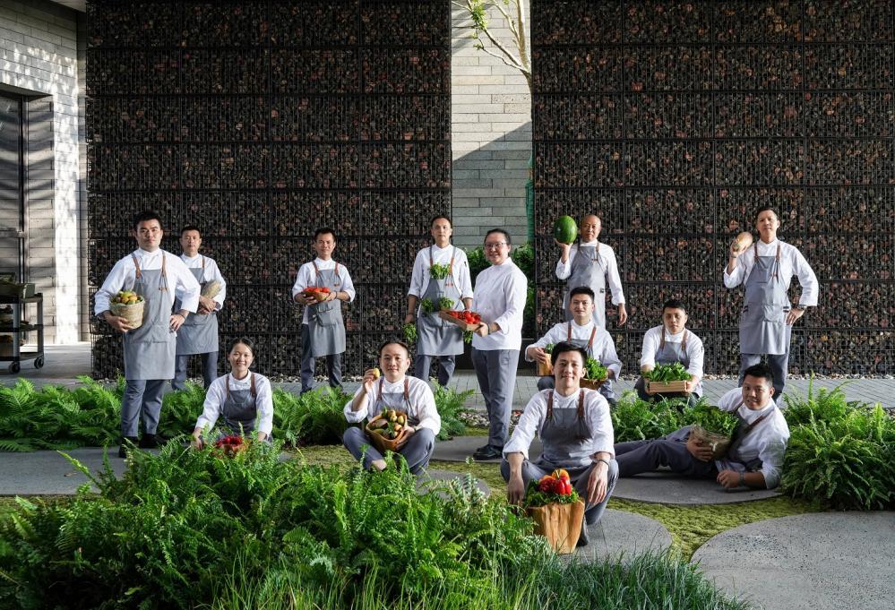 壹酒店1 Hotels/三亞/壹廚/Farm to Table/中國