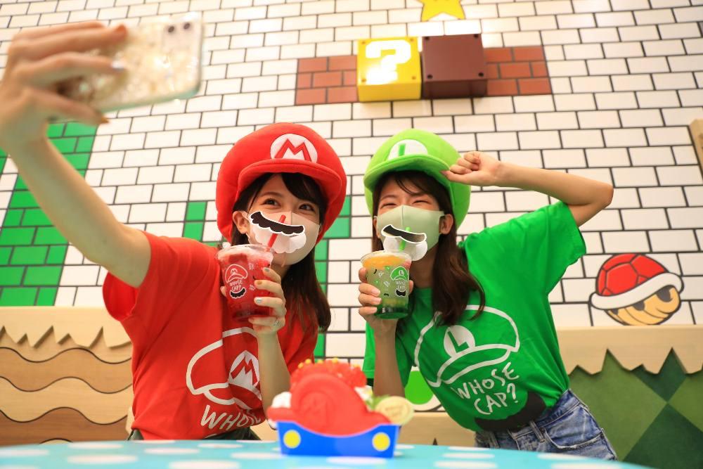 美食空間/瑪利歐賽車/日本環球影城/任天堂/大阪/日本