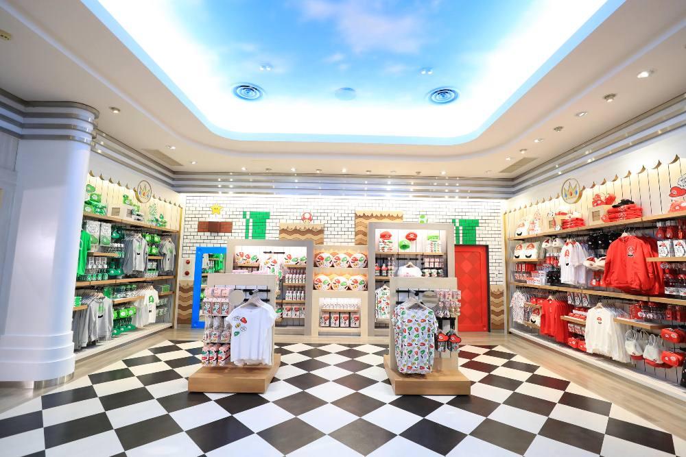 瑪利歐咖啡&店鋪/瑪利歐賽車/日本環球影城/任天堂/大阪/日本