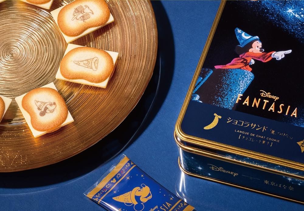 巧克力夾心餅乾/芭娜娜/FANTASIA/迪士尼/伴手禮/東京車站/日本