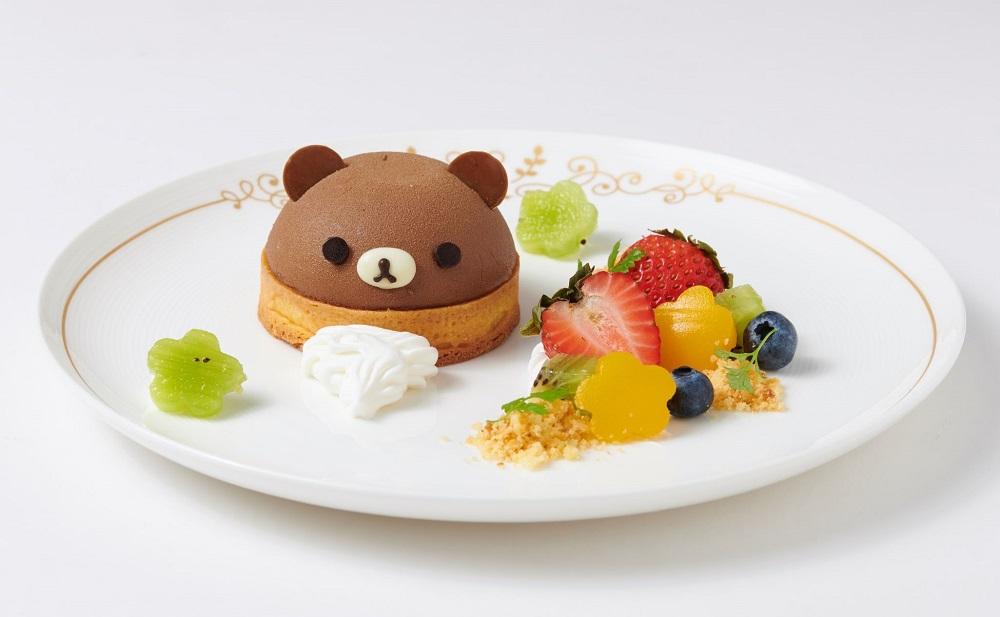 拉拉熊咖啡廳/甜點/美食/台北/台灣