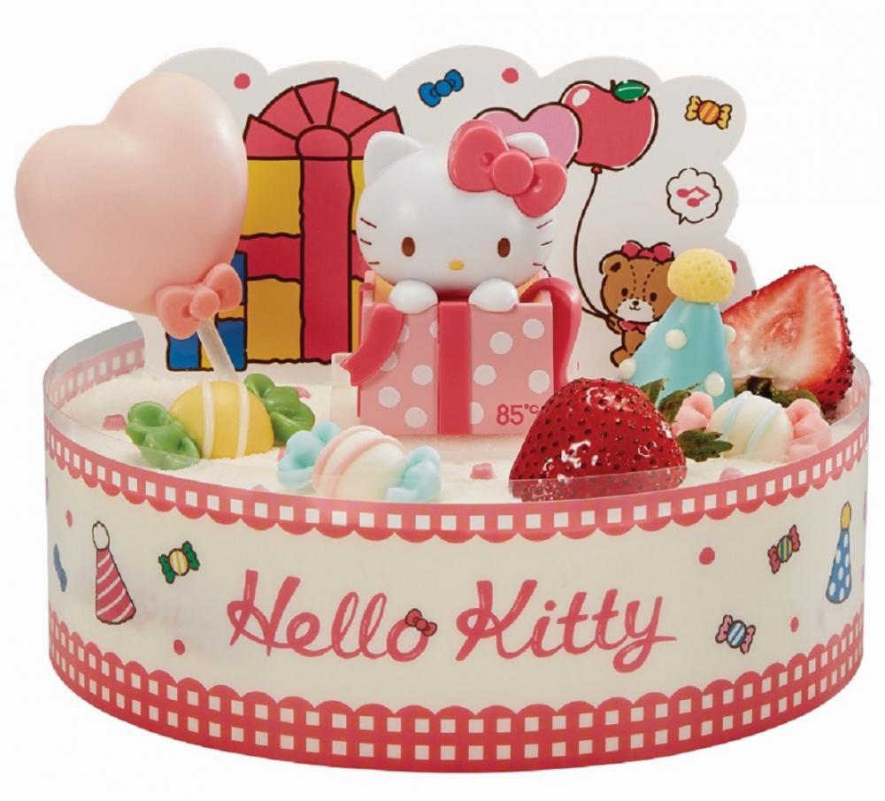 85℃/Hello Kitty蛋糕/台灣
