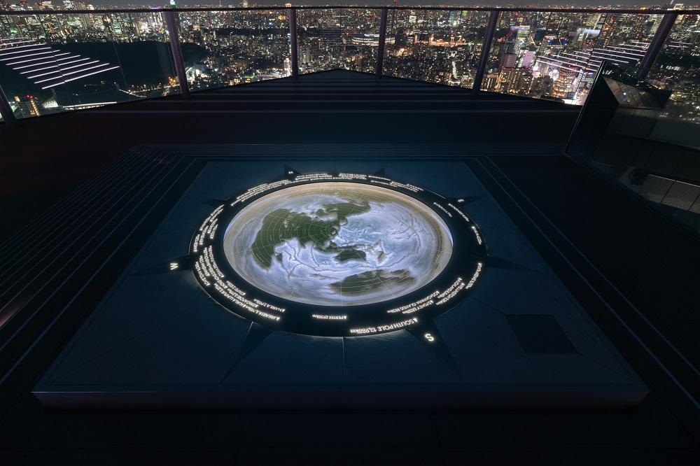 SHIBUYA SKY/東京/日本/東京夜景/澀谷最高地標