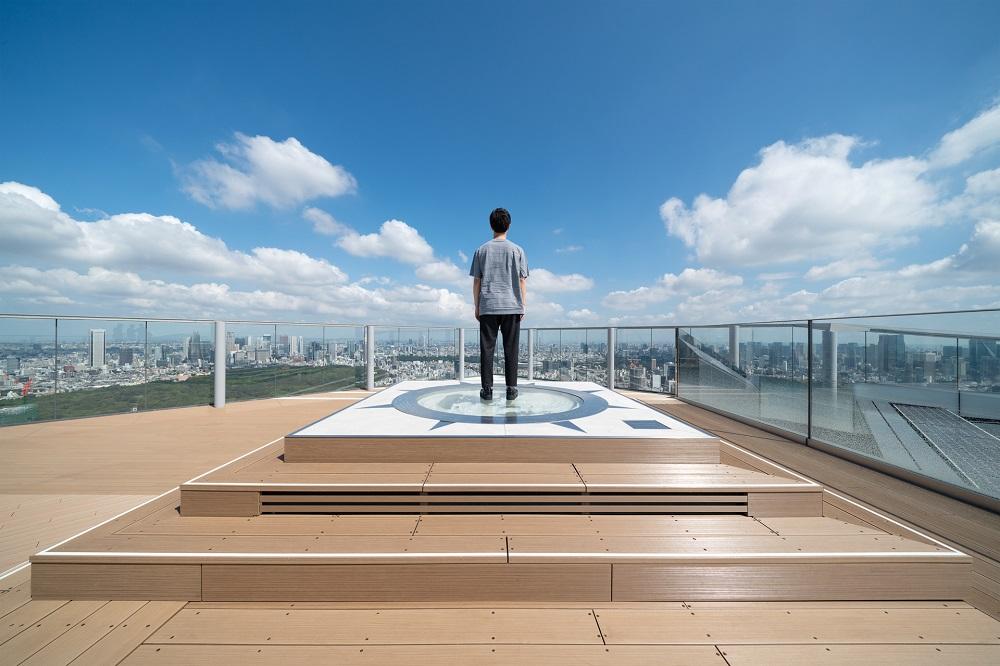 SHIBUYA SKY/東京/澀谷最高地標/360度展望東京/東京日景/東京夜景