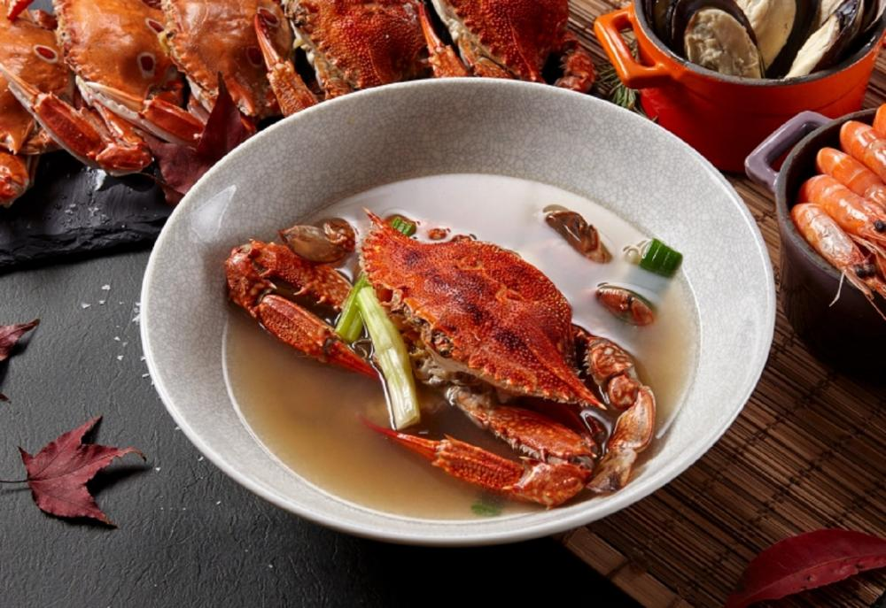 GUSTOSO義大利餐廳/台北/台灣/螃蟹/自助Buffet
