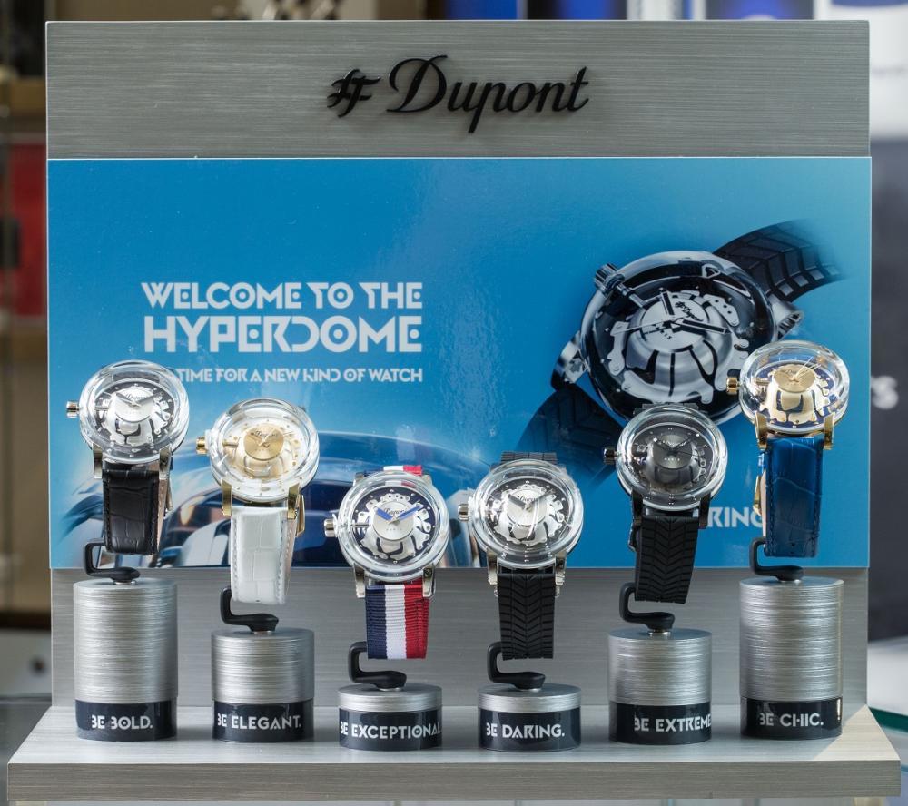 S.T. Dupont/台灣/設計腕錶/法國精品