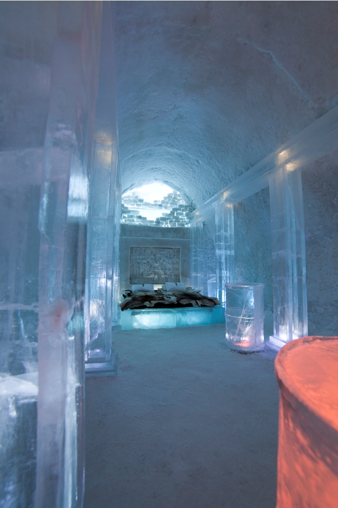 Ice Hotel/Jukkasjärvi/飯店/瑞典