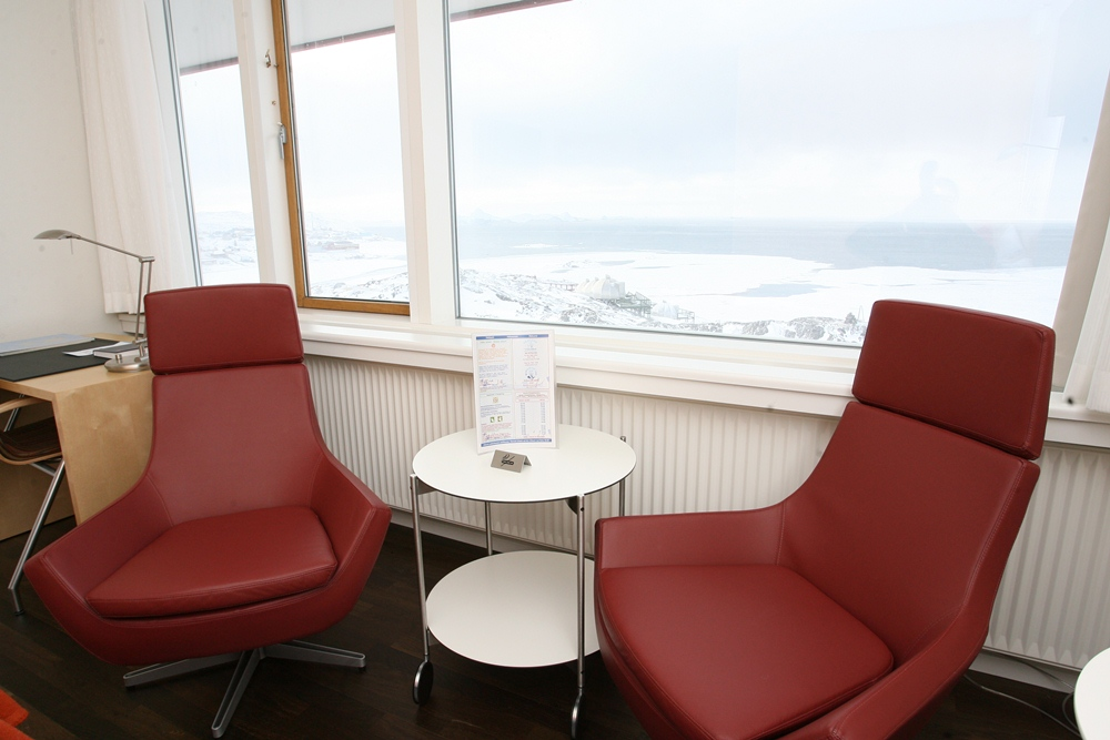 Hotel Arctic/冰屋/住宿/伊魯利薩特冰灣/格陵蘭