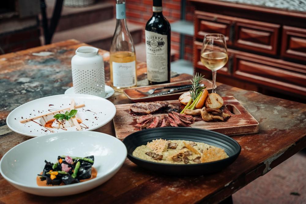 料理/Cantina del Gio/美食/義大利餐酒館/原木柴燒料理/台北/台灣