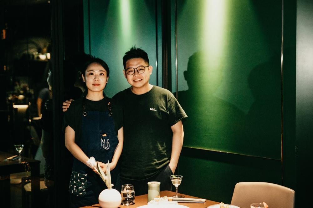 老闆/Mu: Taipei /雞尾酒/美食/餐廳/台北/台灣
