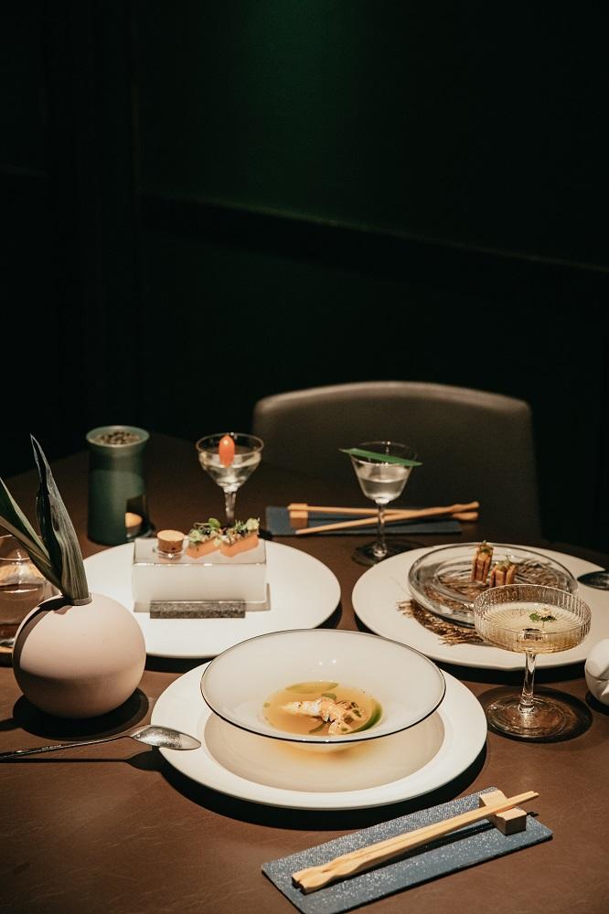 料理/Mu: Taipei /雞尾酒/美食/餐廳/台北/台灣