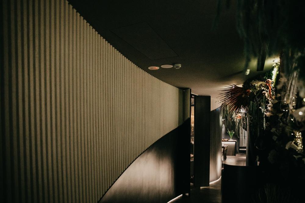 牆面外觀/Mu: Taipei /雞尾酒/美食/餐廳/台北/台灣