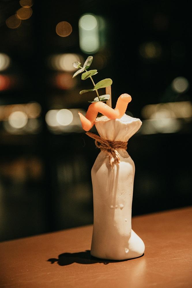 Mu: Taipei /台北/台灣/美食/雞尾酒/Bunny Hop