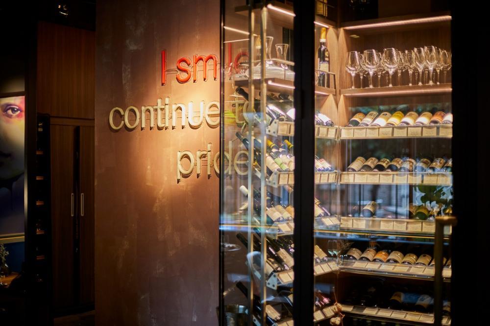 全世界一百多款的葡萄酒/T+T/亞洲風味/餐酒館/美食/台北/台灣
