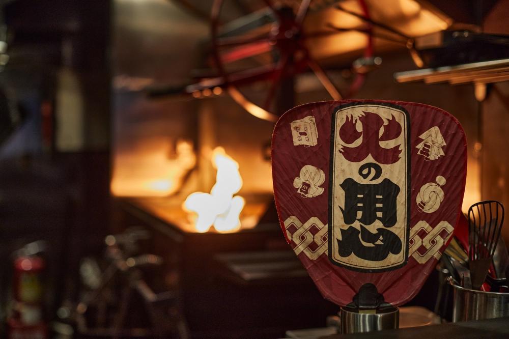 內部/FirePlay Taipei/直火料理/燒烤/美食/台北/台灣