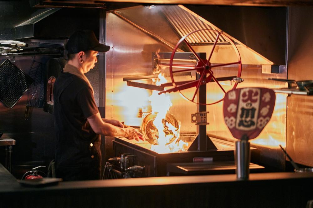 料理過程/FirePlay Taipei/直火料理/燒烤/美食/台北/台灣