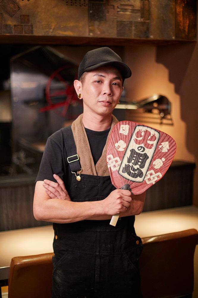 主廚/FirePlay Taipei/直火料理/燒烤/美食/台北/台灣