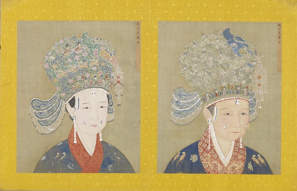 「她—女性形象與才藝」特展/國立故宮博物院/台北/台灣