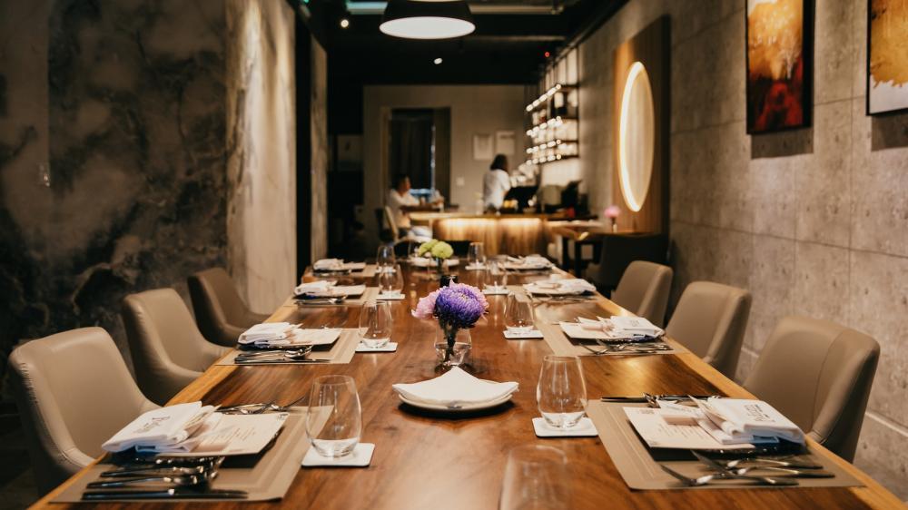 用餐空間/Podium/在地食材/Fine Dinning/私廚餐廳/美食/台北/台灣
