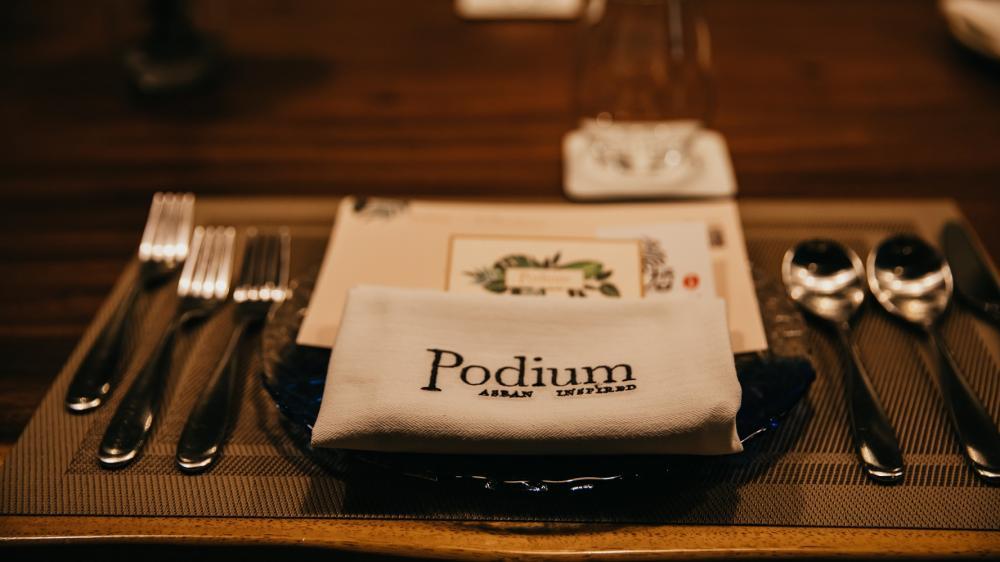 餐點/Podium/在地食材/Fine Dinning/私廚餐廳/美食/台北/台灣